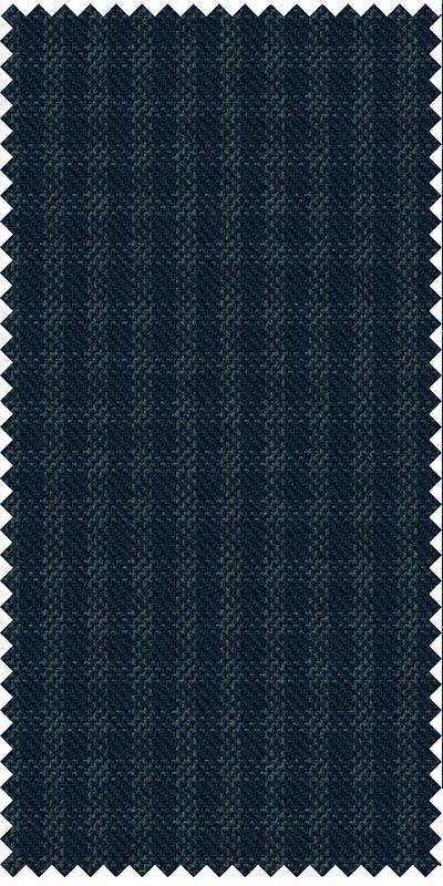 Lancaster Mist Blue tweed