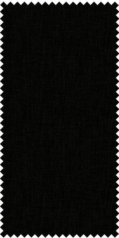 Lewes Black Textured Custom Suit