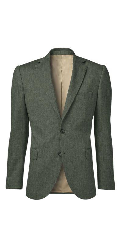 Warwick Ash Grey Custom Jacket