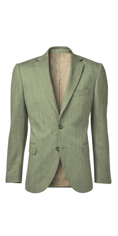 Corlise Limestone Grey custom-made Jacket