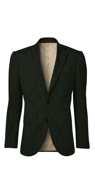 Leeds Midnight Blue Bespoke Jacket