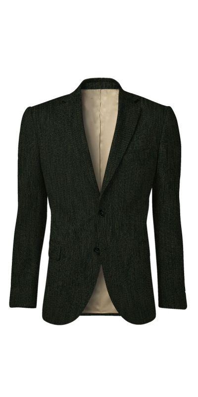 Leeds Midnight Blue Bespoke Jacket