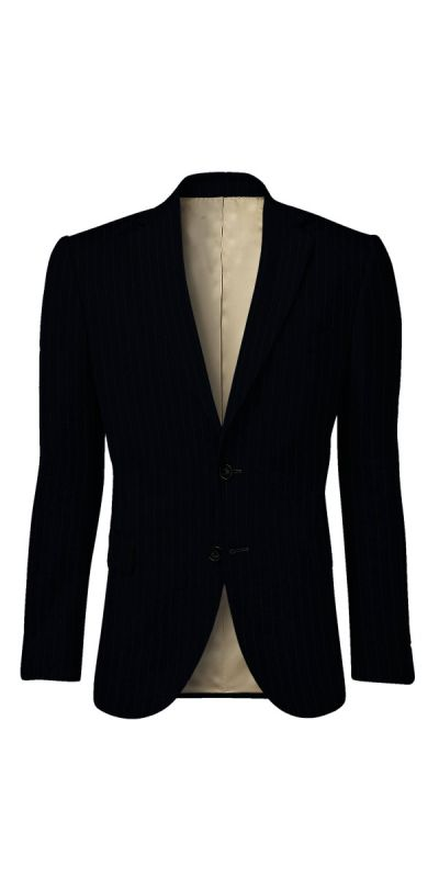 Berkeley Black Custom Jacket