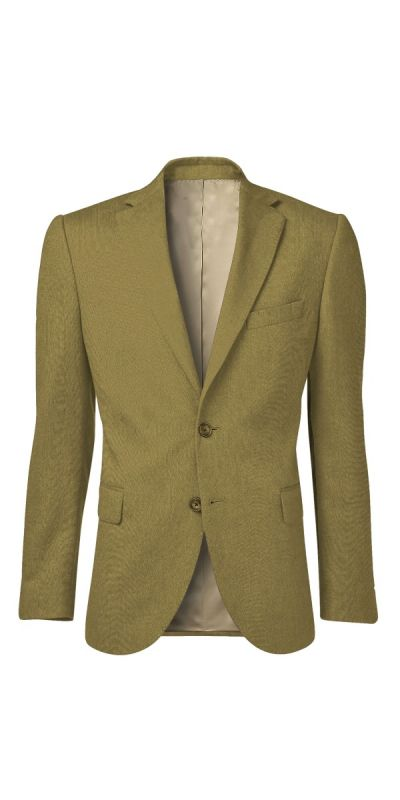 Bamburgh Sandy Beige Custom Jacket