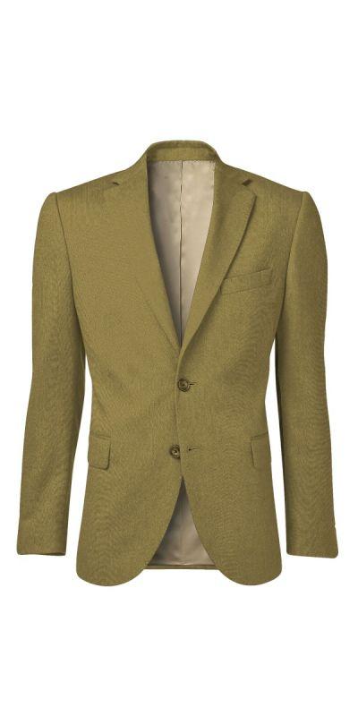 Bamburgh Sandy Beige Custom Jacket