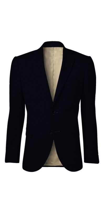 Canterbutu Dark Navy Custom Jacket