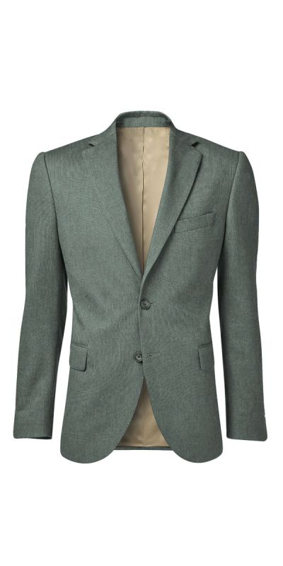 Conwy Limestone Grey Custom Jacket