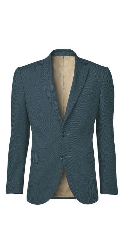 Osaka Steel Grey Matty Weave Custom Jacket