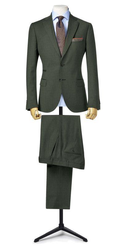 Warwick Ash Grey Pants