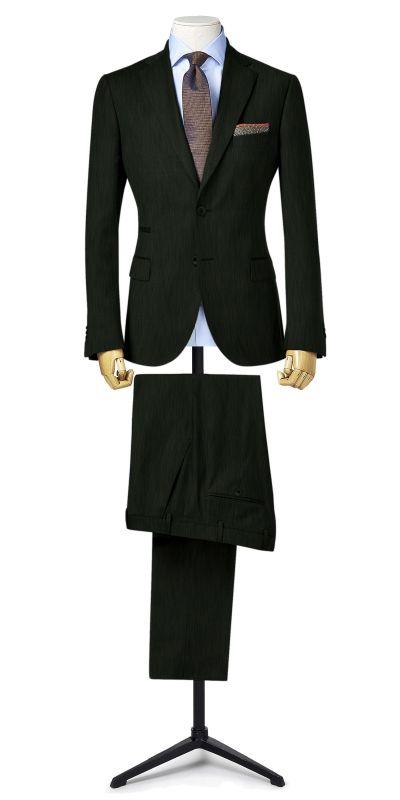 Atalaya Ash Grey Custom Suit