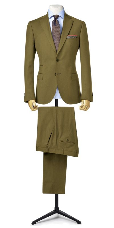Bamburgh Sandy Beige custom Suit