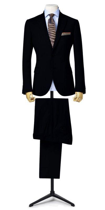 Canterbutu Dark Navy Custom Pants