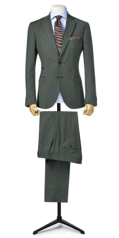 Conwy Limestone Grey Custom Pants