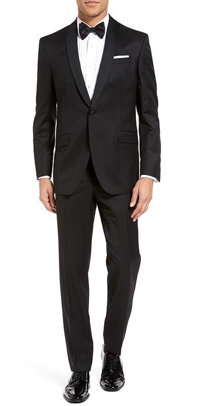 Classic Black Custom Tuxedo