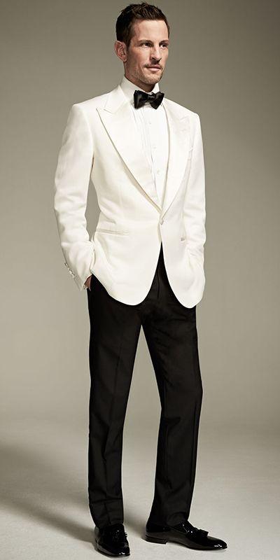 Ivory Tuxedo